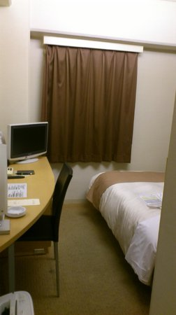 Hotel Sunroute Umeda : 部屋