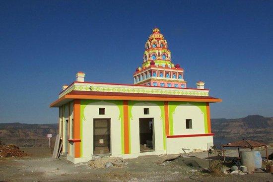 Satara, الهند: maruti temple