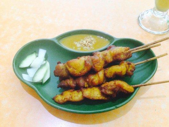 Your Thai: Chicken Satay
