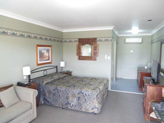 Ashby House Motor Inn : room
