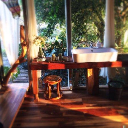 Sun Moon Lake Secret Garden Design Villas: 早起就可以如此貼近大自然,很放鬆 安靜的好民宿