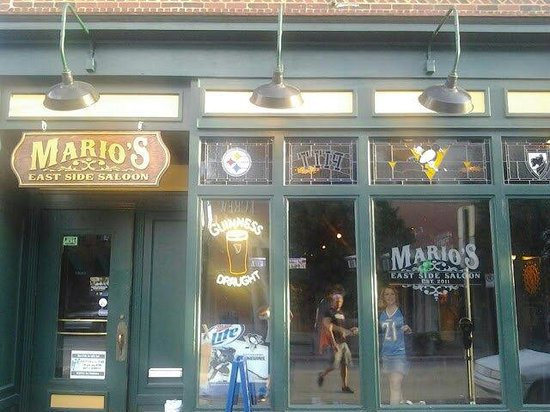 Mario's East Side Saloon: Great neighborhood bar with the best outdoor deck.
