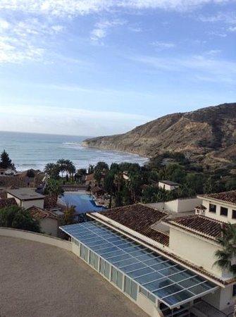 Columbia Beach Resort Pissouri: view from balcony
