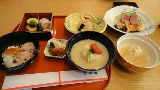 Hotel Hankyu International: 朝食