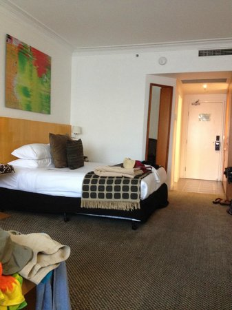 Rydges Sydney Central : Our room