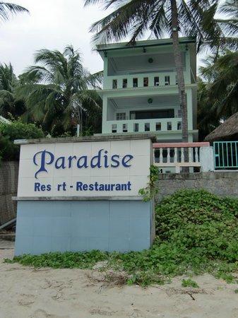 Paradise Resort Doc Let: Zimmer mit Meerblick und Balkon
