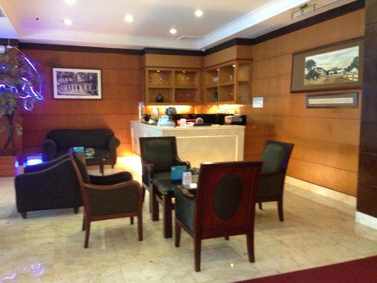 Sriwijaya Hotel: Lobby
