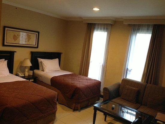 Front Picture Of Sriwijaya Hotel Jakarta Tripadvisor