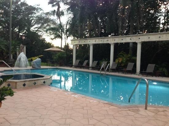 Hampton Inn & Suites Boynton Beach: Pool