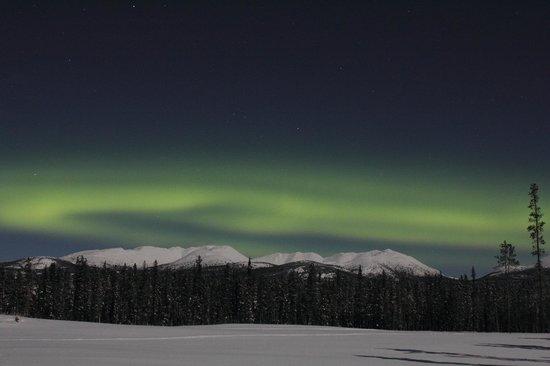 Northern Lights Resort & Spa: Northern Lights - Night 1 (enhanced)