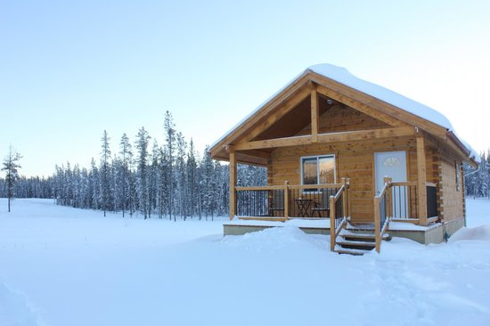 Northern Lights Resort & Spa : Guest Lodge