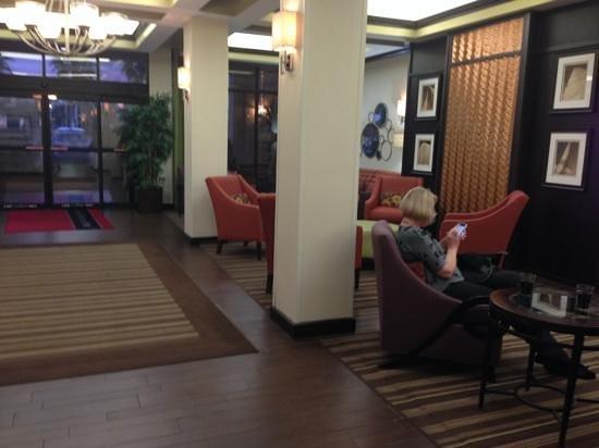 Hampton Inn & Suites Boynton Beach: Lobby