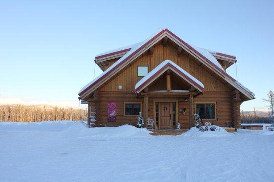 Northern Lights Resort & Spa: Main Lodge