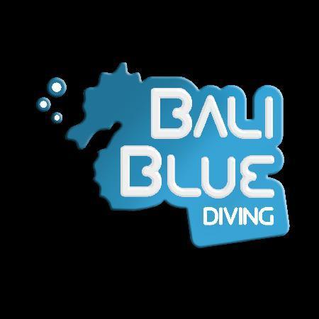 Bali Blue Diving PADI Resort: Logo BB