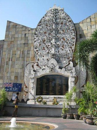 Ground Zero Monument: Bali Bombing Memorial
