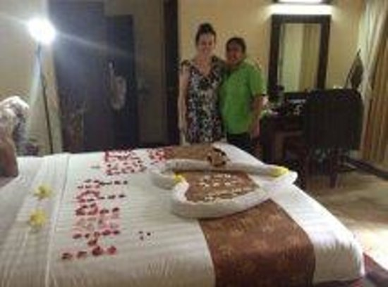 Bali Ayu Hotel: Amazing staff