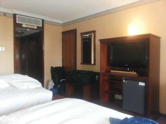 Hilton Ras Al Khaimah Resort & Spa : My room