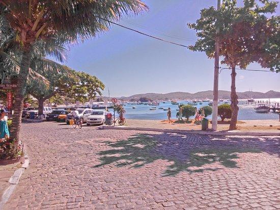 O Barco : alrededores del restaurante
