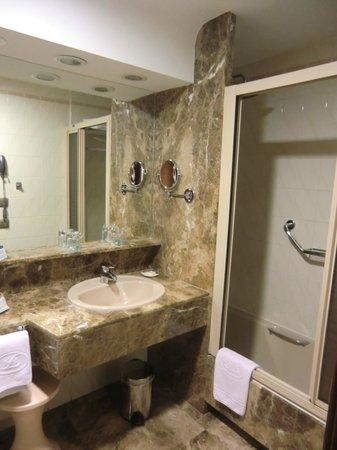 Hotel Liabeny: toilet