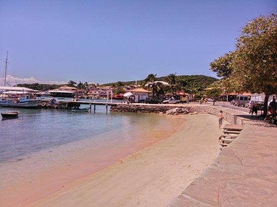 O Barco : Alrededor del restaurante