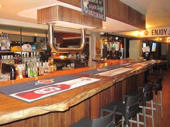 The Brewery Bar & Restaurant: bar