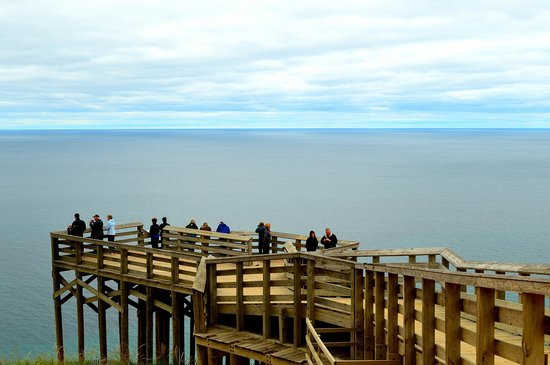 Sleeping Bear Dunes National Lakeshore : Overlook # 9