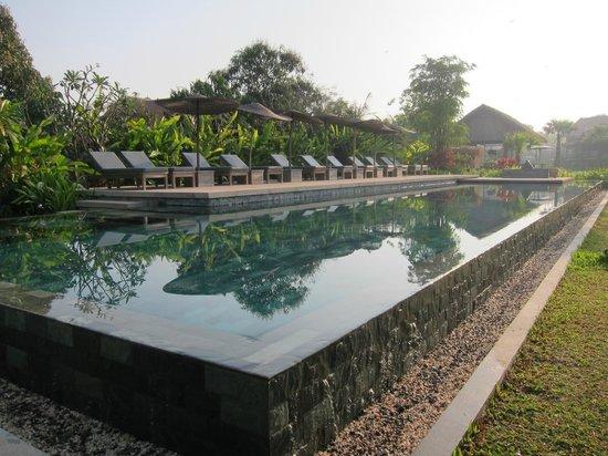 Sala Lodges: pool
