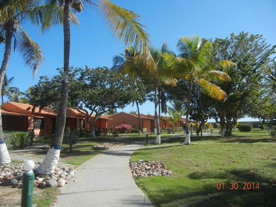 Coche Paradise Hotel Isla Margarita: hotel