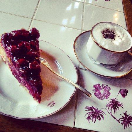 Cafe Kaulard: Завтрак