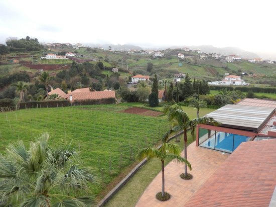 Quinta do Furao: View from room