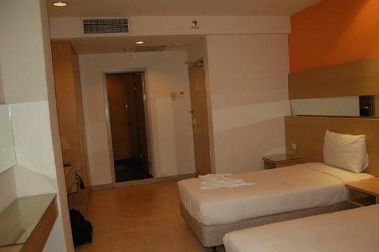 Cititel Express: Room area