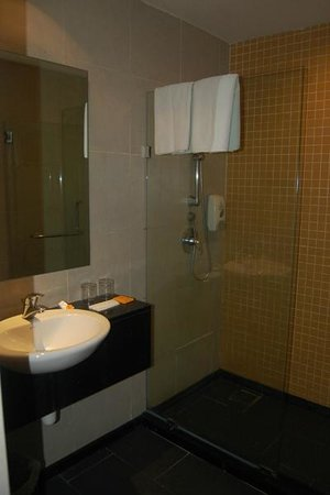 Cititel Express: Bathroom