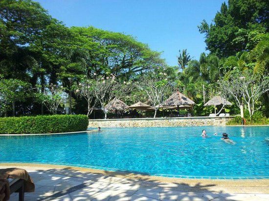 Shangri-La's Rasa Sayang Resort & Spa: Rasa Wing pool