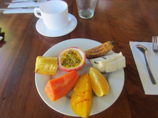 Fatumaru Lodge: Petit déjeuner