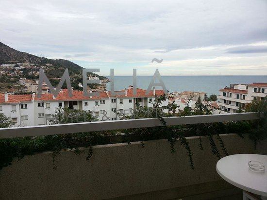 Melia Sitges: View from my room