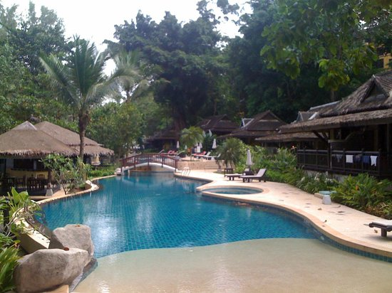 Moracea by Khao Lak Resort : Gorgeous pool