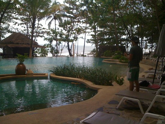 Moracea by Khao Lak Resort : One of the pools in Paradise!