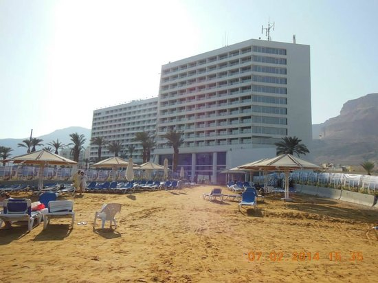 Crowne Plaza Dead Sea : lovly stay at this hotel