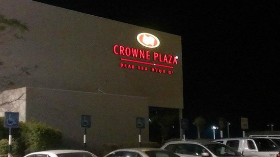 Crowne Plaza Dead Sea: lovly stay at this hotel