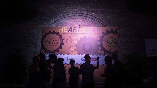 Heart Beat Saigon: the night in Cargo