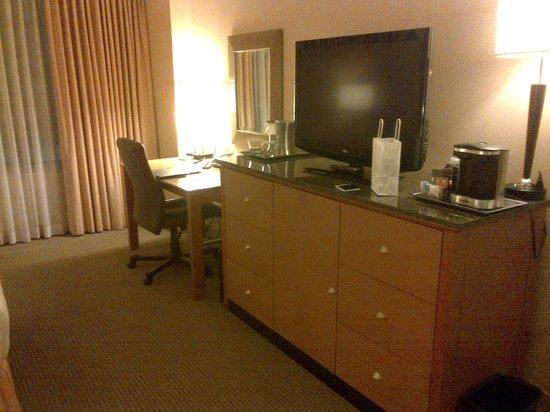 Hilton Vancouver Washington : Room