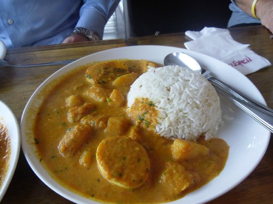 little india: Another rice dish