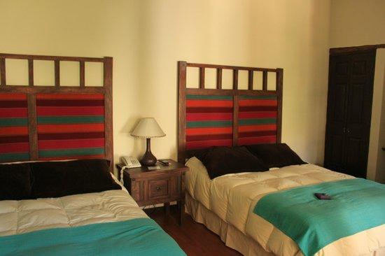 Hotel Boutique Mi Pueblo Samary: 1st floor twin room