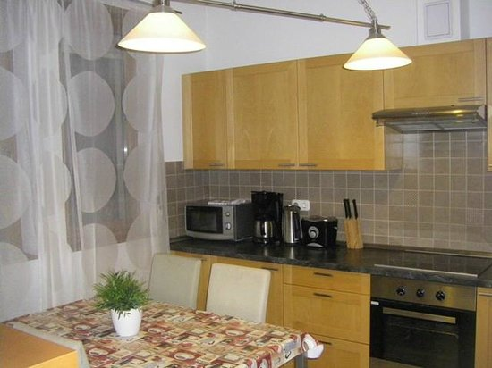 Mango Aparthotel and Spa : cucina
