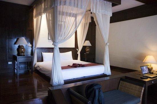 Q Signature Samui Beach Resort : Master Bedroom