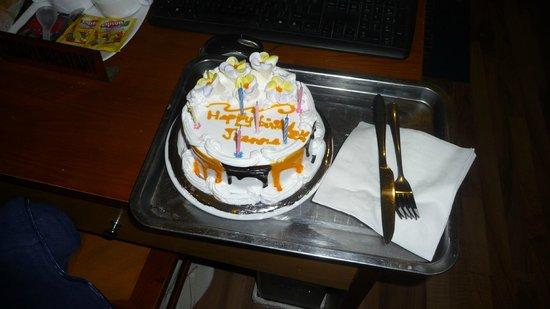 Hanoi Charming Hotel : Cake