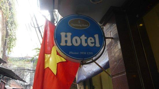 Hanoi Charming Hotel : Hotel