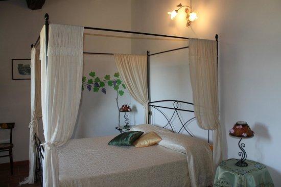 """La Casa DI Gelsomino: Camera appartamento """"Giallo"""""""