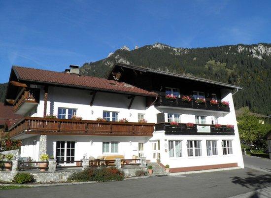 Alpenhof Waengle: Alpenhof mit 4 Edelweiß ausgezeichnet garantiert einen unvergesslichen Urlaub in den Alpen