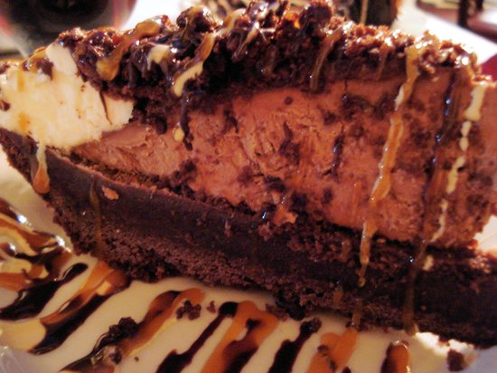 Mary Mahoney's Old French House : Mississippi Mud Pie